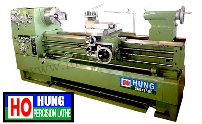 เครื่องกลึง HOHUNG 560x1500