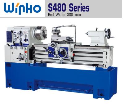 เครื่องกลึง WINHO S480x1500 Series